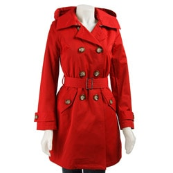 MICHAEL Michael Kors Trench with Detachable Lining