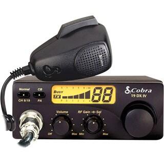 Compact Mobile CB Radio