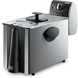 DeLonghi D14522DZ Dual-zone Stainless Steel Fryer