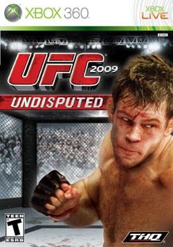 Xbox 360 - UFC Undisputed 2009
