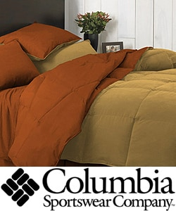 Columbia Honey Down Alternative 3-piece Comforter Set