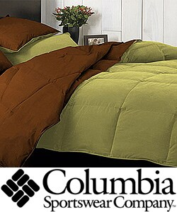 Columbia Willow Down Alternative 3-piece Comforter Set