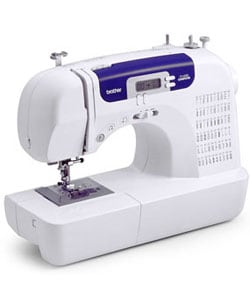 Brother CS 6000 Computerized Sewing Machine (Refurb)