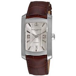Baume & Mercier Hampton Milleis Men's Steel Watch