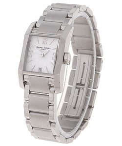 Baume & Mercier Diamant Women's Stainless Watch