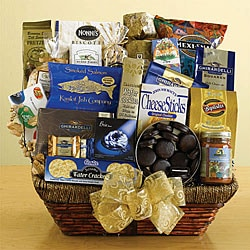Executive Selection Gift Basket