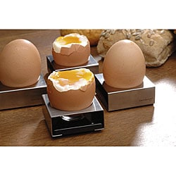 Cubo 4-piece Egg Cup Set