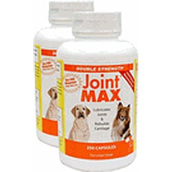 Joint Max Double Strength Pet Capsules (Pack of 2)