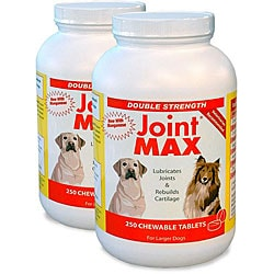Joint MAX Double Strength 2 Pack (250 chewable tablets)