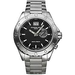 Raymond Weil Rw Sport Men's Steel Quartz Watch