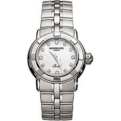 Raymond Weil Parsifal Women's Steel Diamond Quartz Watch
