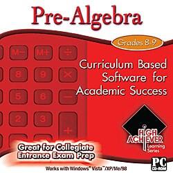High Achiever Pre-Algebra CD