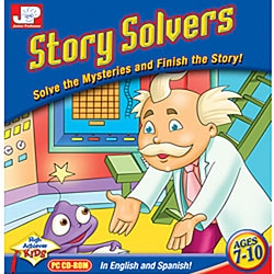 Junior Professor Story Solvers Software