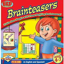 Early Learning Fun Brainteasers Software