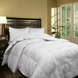Heavyweight 500 Thread Count Siberian White Down Comforter