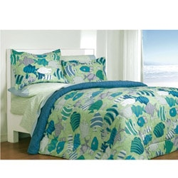 tropical fish bedding set