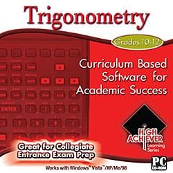 High Achiever Trigonometry Educational Software