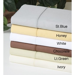 Andiamo 420 Thread Count Egyptian Cotton Sheet Set