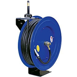 Cyclone Pneumatic 100-foot Retractable Air Hose Reel