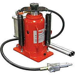 12-ton Air Hydraulic Bottle Jack