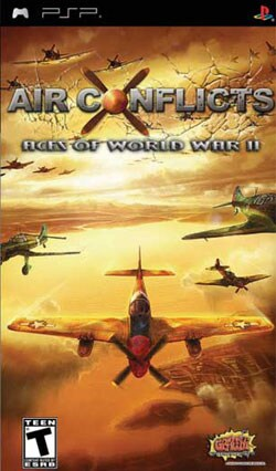 PSP - Air Conflicts: Aces of World War II