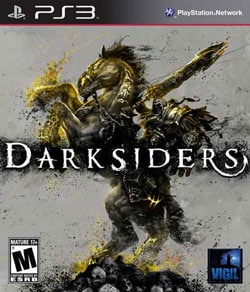 PS3 - Darksiders: Wrath of War