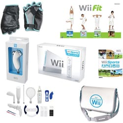 Wii  Ultimate Holiday Sport Bundle