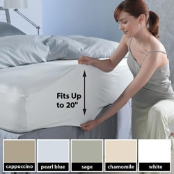 Sealy Super Fit 400 Thread Count Sheet Set