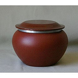 Eastern Pogoda Terra Large Pet Urn (Up to 70 pounds)