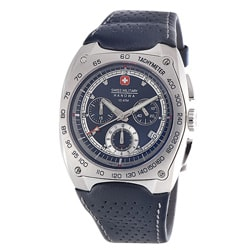 Swiss Military Men's Challenger Chronograph Watch