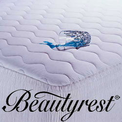 Beautyrest Total Protection Mattress Pad