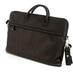 Tony Perotti Lucca Slim Leather Briefcase
