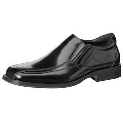 Giorgio Brutini Men's Black Slip-on Loafers
