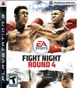 PS3 - Fight Night Round 4