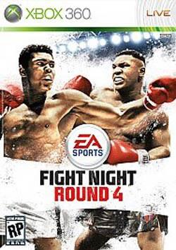 Xbox 360 - Fight Night Round 4