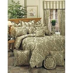 Sherry Kline Floral Garden 4-piece Comforter Set