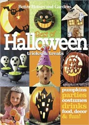 Better Homes and Gardens Best of Halloween Tricks & Treats (Paperback)