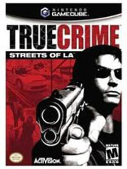 GameCube - True Crime: Streets of L.A. (Pre-Played)