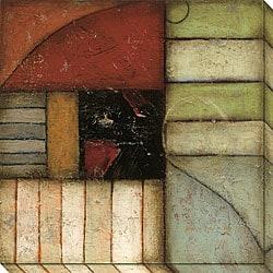 DeRosier 'Exile II' Oversized Canvas Art
