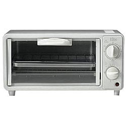 Elite Cuisine Two-slice Toaster Oven