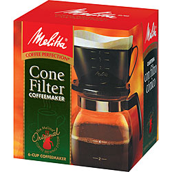 Melitta Six-cup Coffee Maker