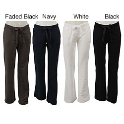 C&C California Women's Fleece Drawstring Pants