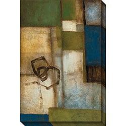 DeRosier 'Divine Intervention III' Giclee Canvas Art