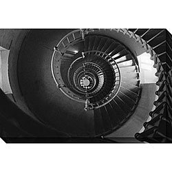 Michael Joseph 'Vertigo' Oversized Canvas Art