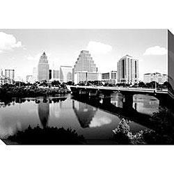 Michael Joseph 'Austin City Limits' Canvas Art