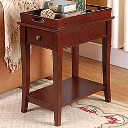 Lance Tray-top End Table