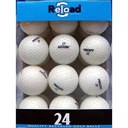 Precept Pearl SIII Crystal White Golf Balls (Pack of 48)