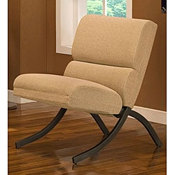 Overstock - Rialto Natural Armless Chair - $89.99