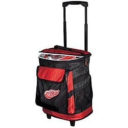 Detroit Red Wings Rolling Cooler