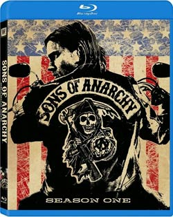 Sons of Anarchy - Season 1 (Blu-ray Disc)